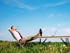 Stressmanagement: Mehr als Salattheke!