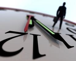 Arbeitszeiten: Wer zu erst geht, hat verloren