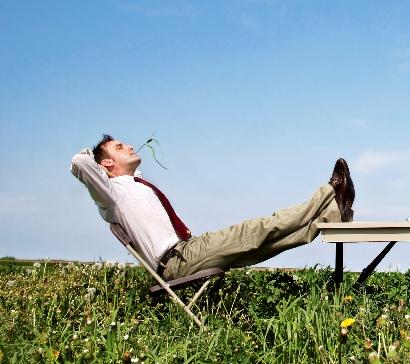 Stress?! 5 Tipps für Ihre Mittagspause