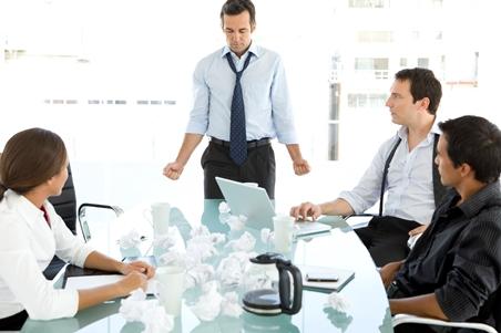 Vorsicht Ansteckungsgefahr: Führungskräfte in der Stressspirale