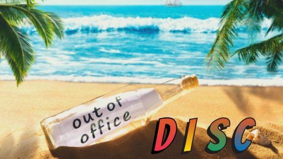 Comment configurer son message d'absence du bureau pour chaque personnalité DISC ?